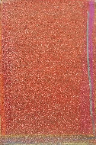 Jules Olitski, color field painting