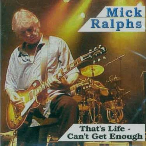 Mick Ralphs - That's Life by Logik