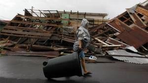 La devastación y las inundaciones que deja el huracán María en Puerto Rico - El Nacional.com