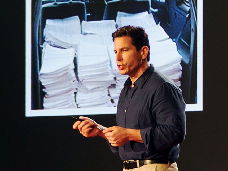 Joel Selanikio: The surprising seeds of a big-data revolution in healthcare | Video on TED.com