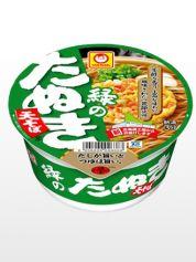 Fideos Soba Naruto de Miso y Tempura, Midori Tanuki | Titán Bowl 540 ml.