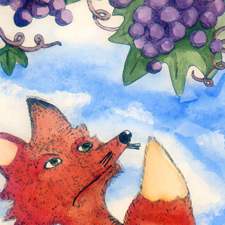 C'era una volta una volpe molto furba che era solita aggirarsi nel bosco vicino a un piccolo paesino.  Al suo apparire tutti gli animali del bosco fuggivano, sapendo quanto fosse crudele e insaziabile. La volpe era talmente insaziabile che un giorno si ritrovò senza più nulla da mangiare. ...