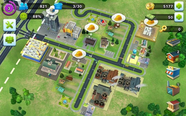 SimCity BuildIt 1.11.8.41937 for Android - Download