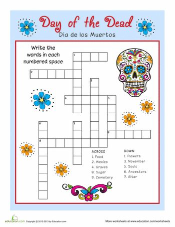 34 Best images about Day of the Dead on Pinterest   Coloring ...