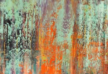 "Saatchi Art Artist areti ampi; Painting, ""Memory and emotions"" #art"