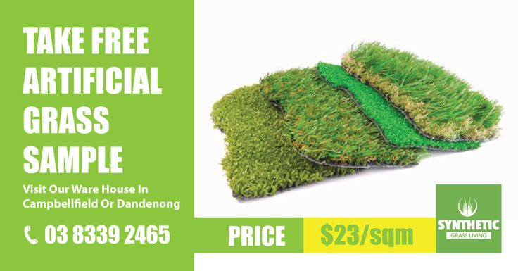 We supply our Artificial Grass to the public, trades and commercial projects throughout Melbourne & Victoria. Take a free sample and see the products in real time at our Campbellfield or Dandenong South stores. #SyntheticGrass #FakeGrass #TurfSuppliers