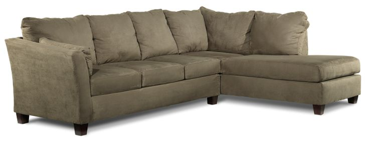 Prairie Upholstery 2 Pc. Sectional - Leon's