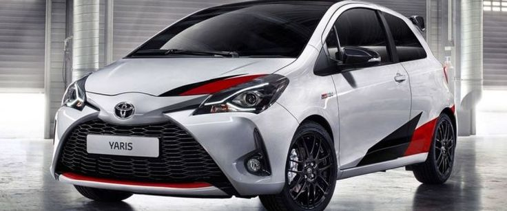 Toyota Yaris GRMN - Hot Hatch with 212 Horses and 0-100 Km/H in 6.3 Seconds