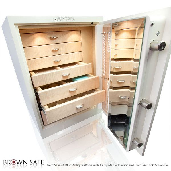 53 best Jewelry Safes images on Pinterest Jewellery storage