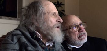 Watch: Comedy Short Film 'Curmudgeons' Directed by Danny DeVito http://filmanons.besaba.com/watch-comedy-short-film-curmudgeons-directed-by-danny-devito/  «Life happens. And it sweeps you up, and then you die. That's it. Stupid really…» Need a good laugh? Watch this short. Curmudgeons is a comedic short film directed by Danny DeVito, starring Danny DeVito and his longtime friend David Margulies as two old «curmudgeons» who meet up again at an assisted living home. The […]