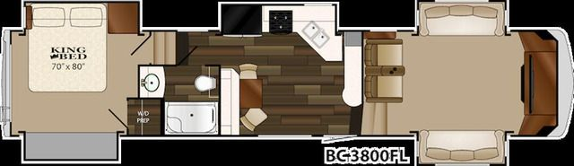 2016 New Heartland Big Country 3800FL Fifth Wheel in Colorado CO.Recreational Vehicle, rv, 2016 Heartland Big Country3800FL, 32in Bedroom TV w/Built in DVD Player, 50 AMP Manual Cord Reel, 6-pt Hydraulic Leveling System, Big Country Executive Package, Big Coutnry Pearl Elite Edition, Convection microwave, Correct Track Align System, MCD Roller Shades, RVIA Seal, Vacuum, Winterization, Yetti Extreme Cold Weather Package,