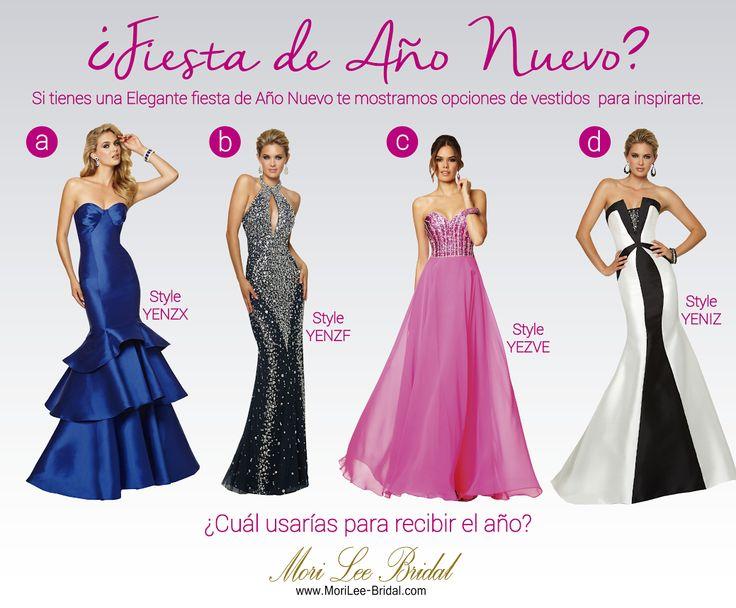 14 best Inspiración Vestidos de Fiesta images on Pinterest | Mori ...