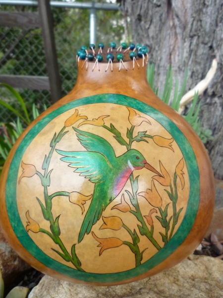 17 Best Images About Birdhouse Gourds On Pinterest