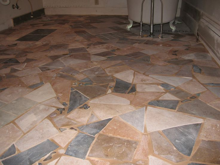 Rusticvermontweddings Upcycled Mismatched Tiles Make A