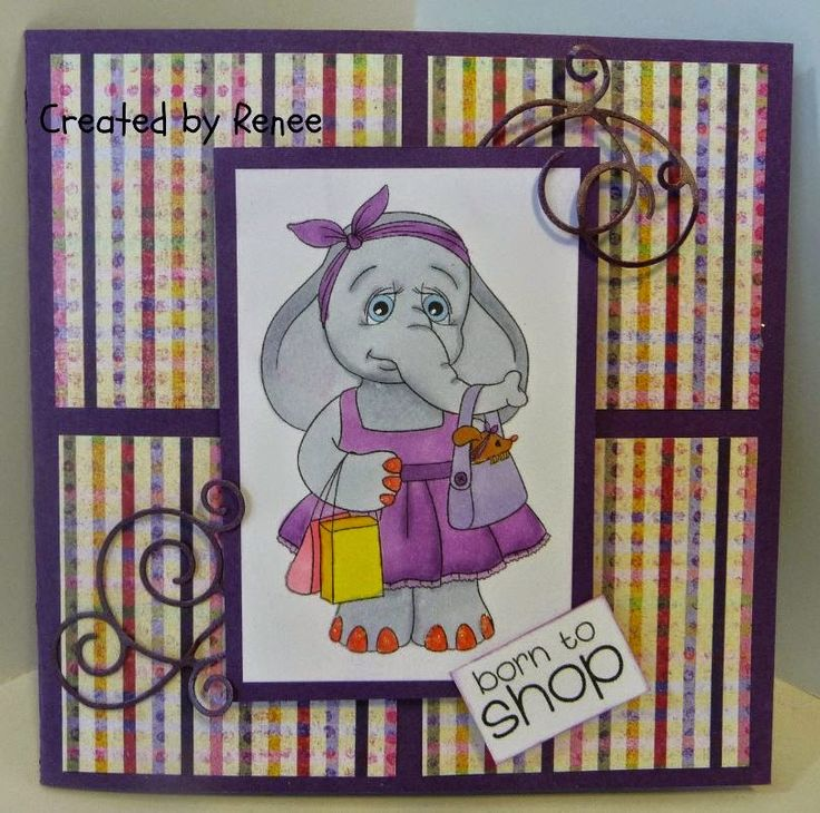 Beccy Muir: Beccy's Place the Blog – New Release: Retail Therapy - 1/15/15 (Beccy's Place digi - card by Renee Butchart)