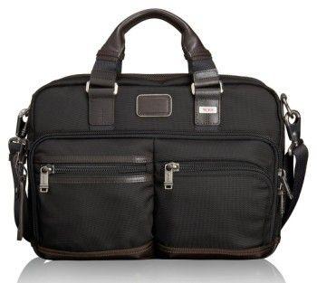 Tumi 'Alpha Bravo - Anderson' Commuter Briefcase - Black
