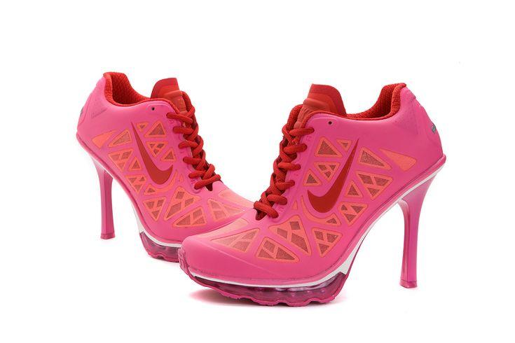 women nike air max high heels