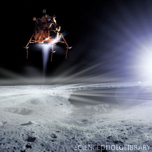 lunar landing in space - photo #38