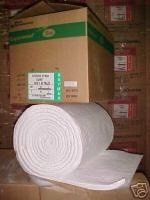 """Safe"" Non Ceramic Fiber Blanket 2"" 6 Dens SW607 HT | eBay"