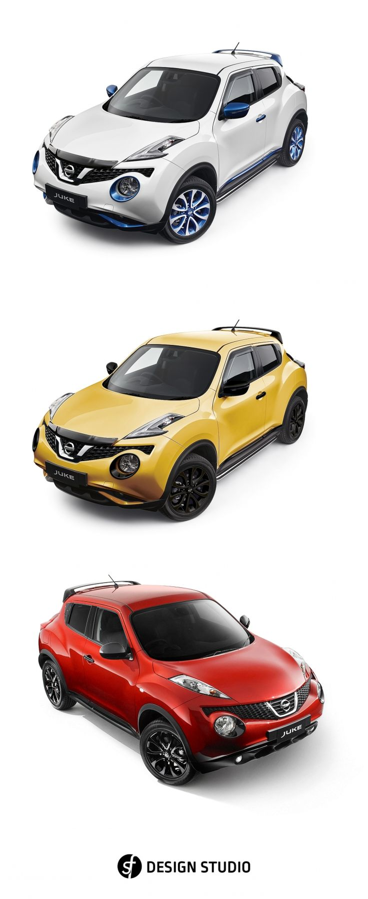 Best 25 nissan juke white ideas only on pinterest juke car colour change of the white nissan juke and retouching of model specific trim for nissan after sales marketing materials with no photography available of vanachro Images