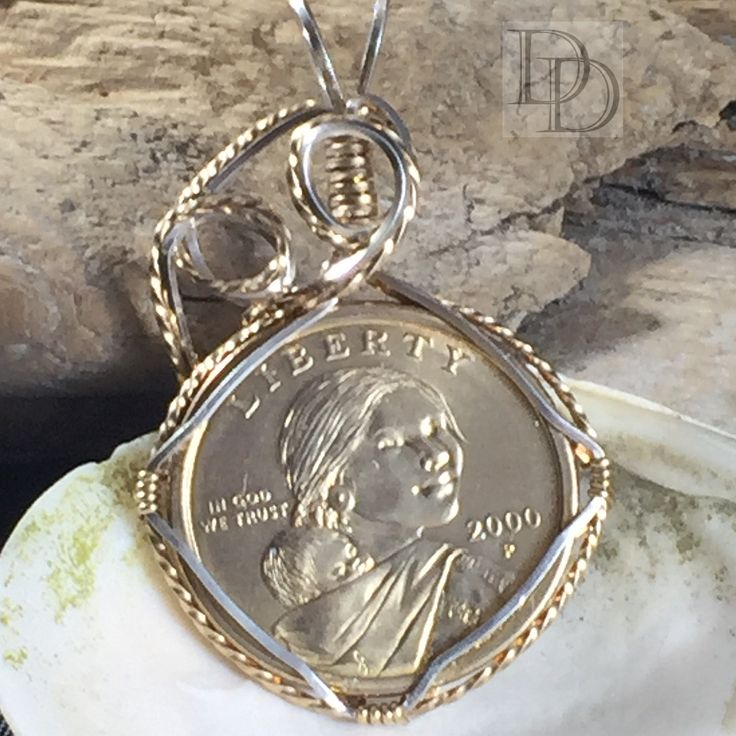 Sacagawea Dollar Coin
