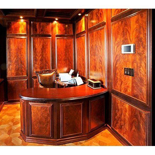 Minwax 66060 1 Quart Gel Stain Interior Wood, Walnut