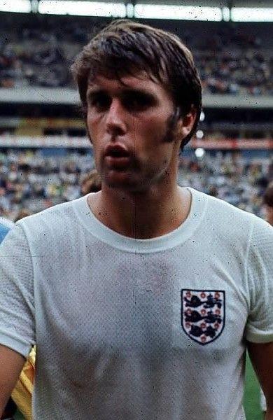 Geoff Hurst England 1970