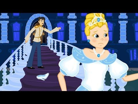 (21) Cinderella story for children   Cinderella Songs for Kids - YouTube