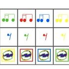 Freebie: Here is a musical version of Uno. Focus is on having students recognize music notes and rests. Through play students learn to identify these music ...