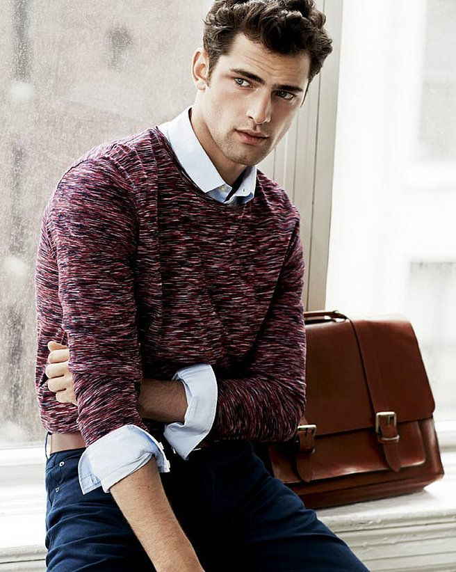 """The sexiest pictures of Sean O'Pry — the guy in the """"Blank Space"""" video"""