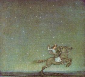 An Illustrator's Inspiration: John Bauer