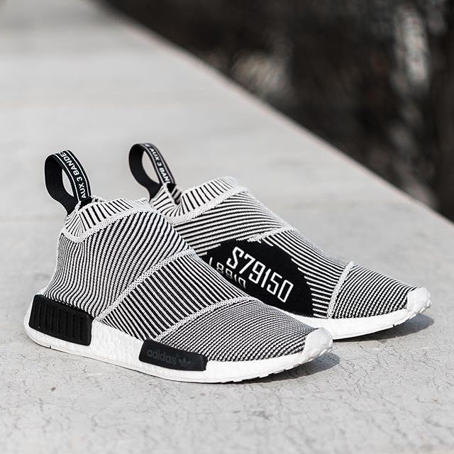 adidas Originals continues to create crazy silhouettes utilizing the  patented combination of Primeknit and Boost, and their latest creation, the  adidas NMD