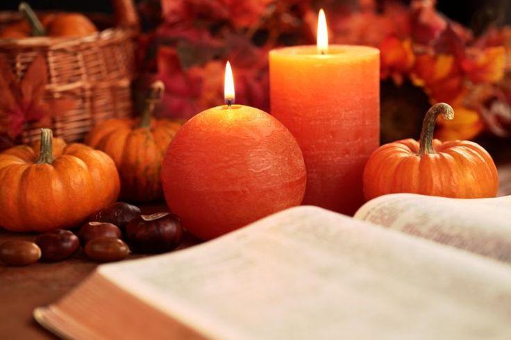 Actividades de la Biblia para los niños sobre el día de Acción de Gracias | eHow en Español