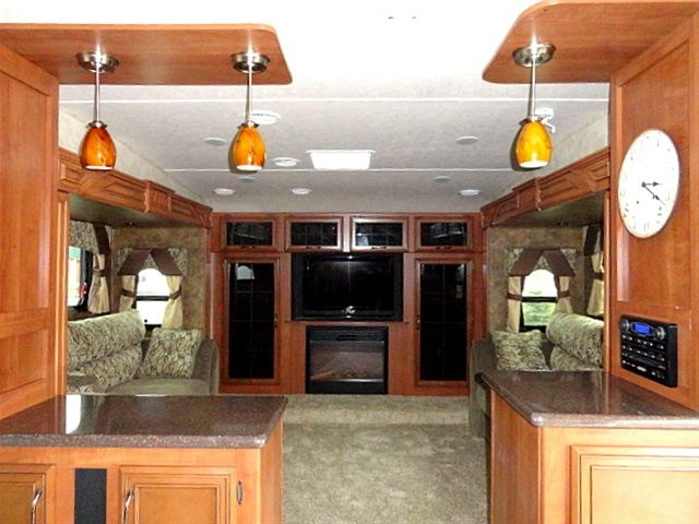 Best RV Floor Plans At Lacombe RV Images On Pinterest Floor - Forest river 5th wheel floor plans