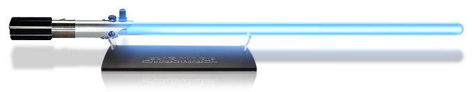 Officially Licensed Force FX Star Wars Luke Skywalker light Saber SW220 by MASTER REPLICAS