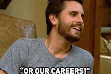 We Live In A Craven Universe Where Scott Disick Doesn't Have A Wikipedia Page