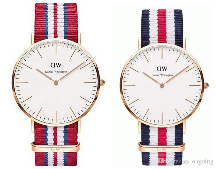 Großhandel Top Brand Luxuxart Daniel Wellington Uhren Dw Uhr Für Männer Frauen Nylon Gurt Militär Quarz Armbanduhr Uhr Reloj Hombre 36mm 40mm Von Ongoing, $1.99 Auf De.Dhgate.Com | Dhgate