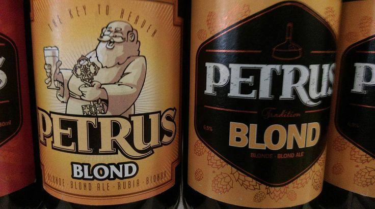 Petrus Blond #belgianbeer #petrus