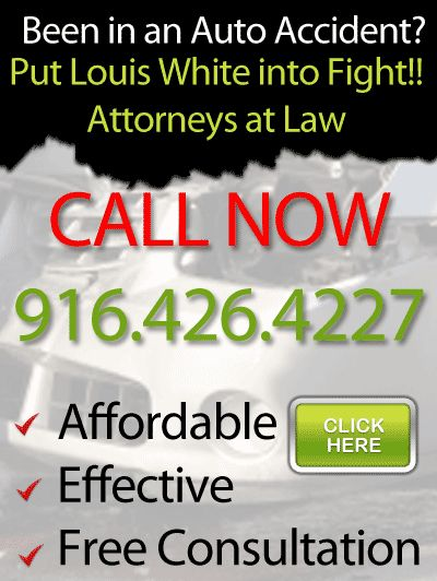 Personal Injury Attorney in Roseville (916) 426-4227 - Louis White Law, Sacramento #law_firm #car_accident #auto_accident
