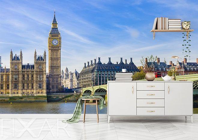 Londyn w blasku dnia