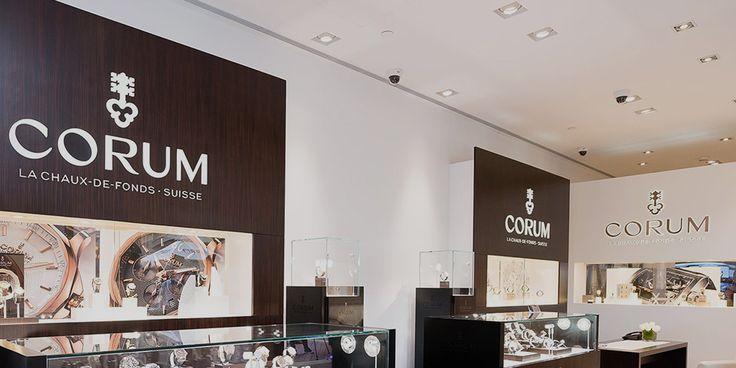 Boutique / Shop Macau designed by Pozzo di Borgo Styling.