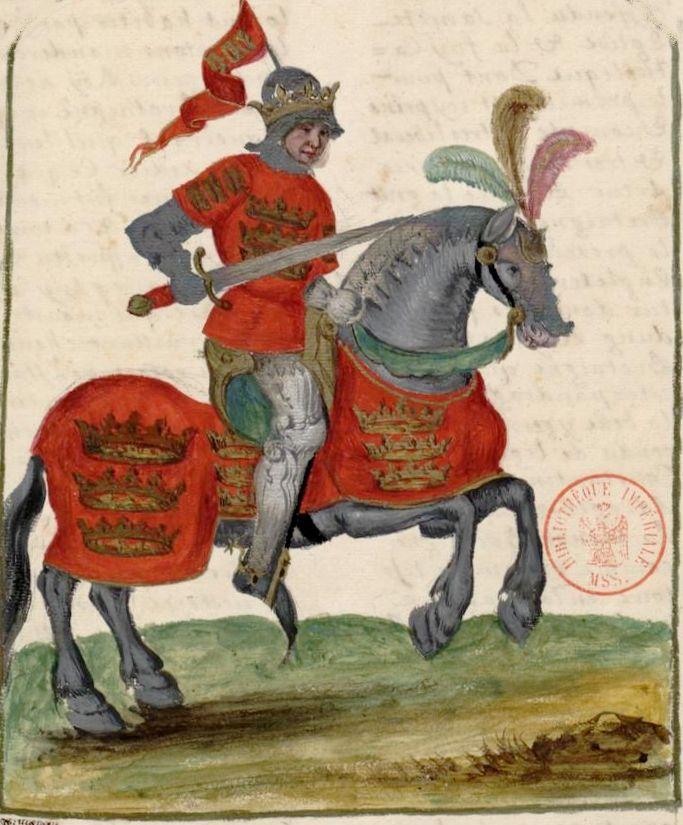Конный король Артур. Бавария