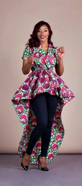 Royal Top. A beautiful statement unlined top ready to wear either with your favourable pair of jeans or skirt.     Ankara   Dutch wax   Kente   Kitenge   Dashiki   African print bomber jacket   African fashion   Ankara bomber jacket   African prints   Nigerian style   Ghanaian fashion   Senegal fashion   Kenya fashion   Nigerian fashion   Ankara crop top (affiliate)