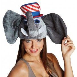 Chapeau Dumbo éléphant adulte