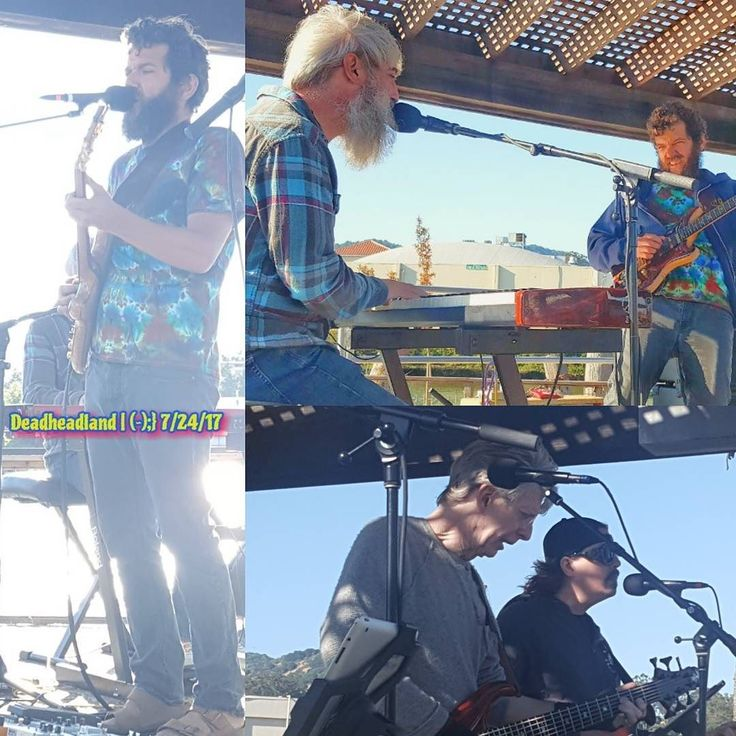 Phil Lesh and Friends   full video playlist!  Terrapin Crossroads Backyard  San Rafael California  Monday July 24 2017  Songs to Phil the Air Phil Scott Law Scott Guberman Alex Koford  Call me the Breeze - SL Where are you going? Alex  Friend of the Devil - P Masterpiece - SG Tangled up in Blue! - SL Bad Moon Rising - A Don't Ease Me in - All Jack straw- All Ripple -P  Phil and Friends will be playing again tonight (Tuesday July 25th 2017) at 5pm free show Terrapin Crossroads Backyard…