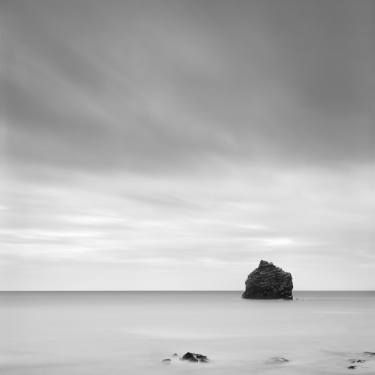"Saatchi Art Artist Marcin Zuberek; Photography, ""Reykjanes Rocks #2 from the series: Strong Currents - Iceland | Edition 1 of 25"" #art"