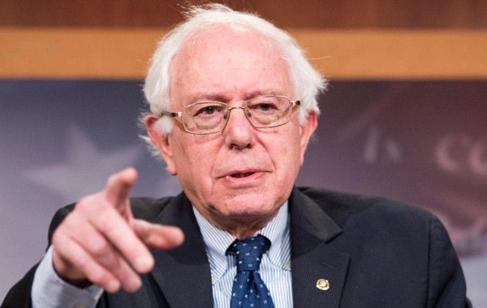 Poll Shows Bernie Sanders' Tax Plan Is The Favorite Of 2016 Taxpayers