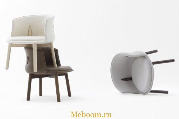 Дизайнерские стулья Peg от Nendo   Мебель для Вашего дома