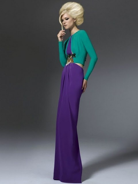 .: Fall Collection, Colors Combos, Fashion Ideas, Atelier Versace, Fashion Pictures, Bold Colors, Ate Versace, Versace Fall, Fall 2011