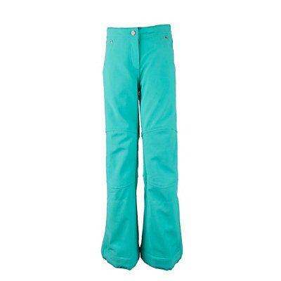 Obermeyer Jolie Softshell Girls Ski Pants, Black